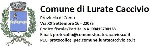 Comune di Lurate C. - Servizio gestione prenotazioni/appuntamenti